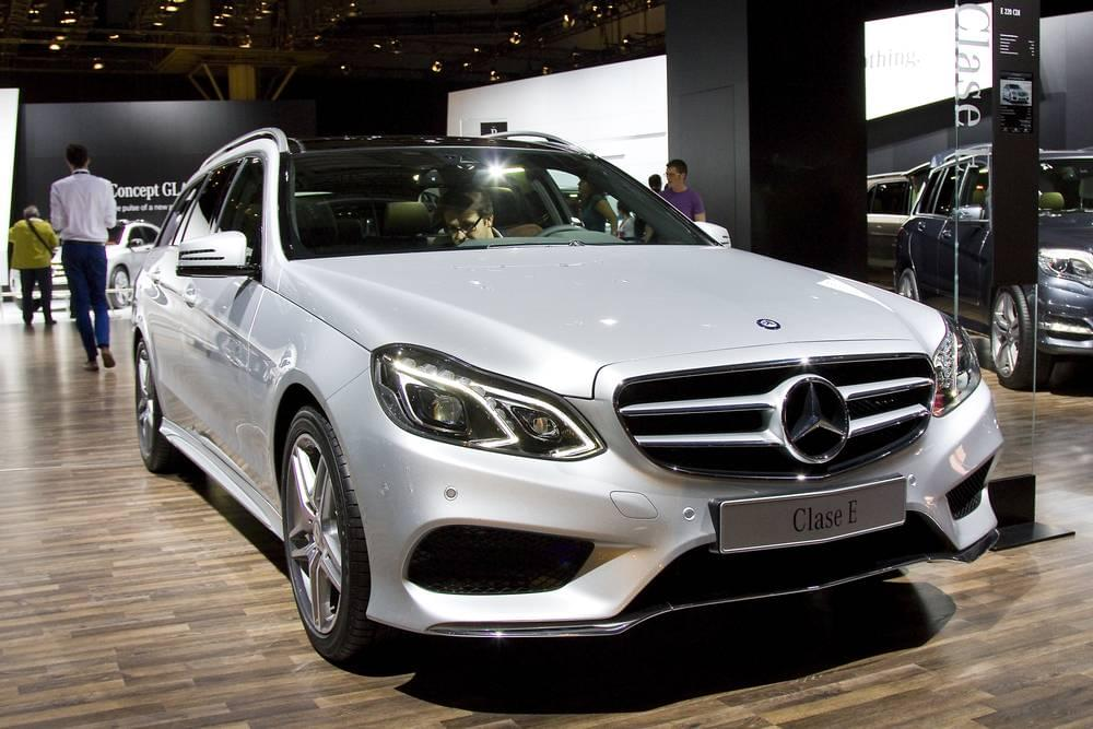 Pre-Owned Mercedes-Benz