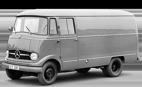 Mercedes-Benz L 319 Van