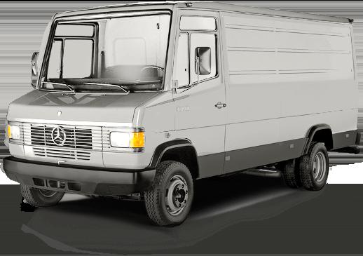 Mercedes-Benz T2 Van