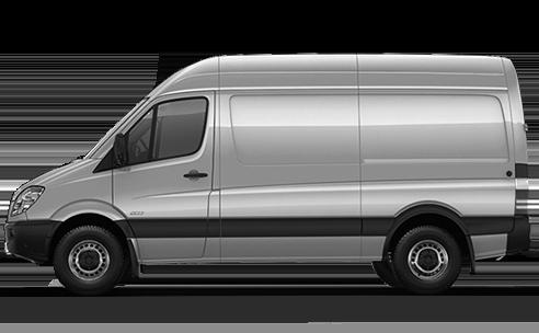 Second Sprinter Van