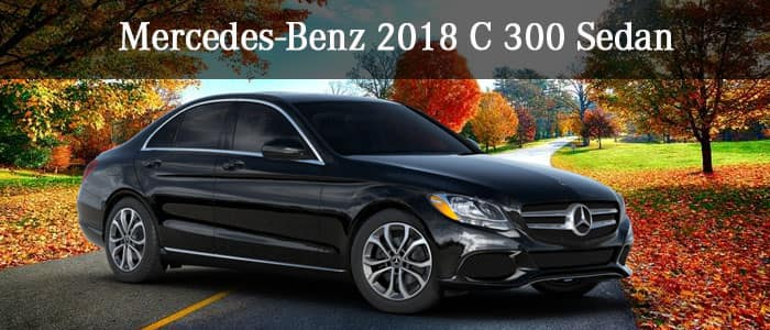2018 Mercedes-Benz C 300 Sport Sedan