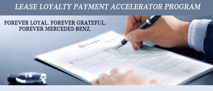 Three (3) Payment CLA and GLA Loyalty Accelerator Program: