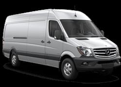 image related to Mercedes-Benz sprinter cargo van