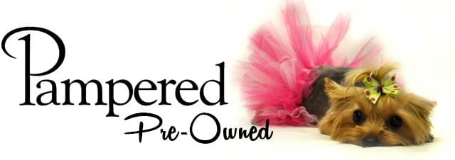pampered pre owned