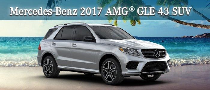 2017 AMG ® GLE 43 SUV