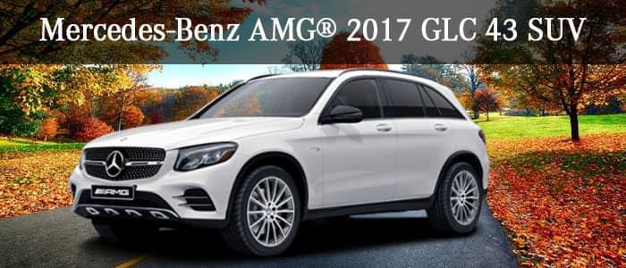 2017 Mercedes-Benz AMG®  GLC 43 SUV