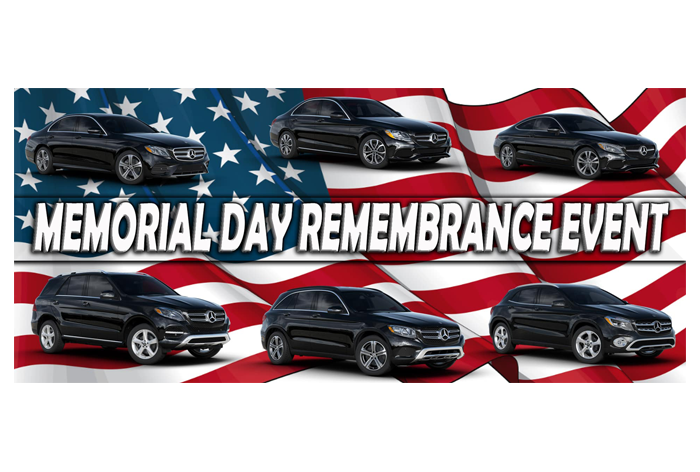 Memorial Day Remembrance Event