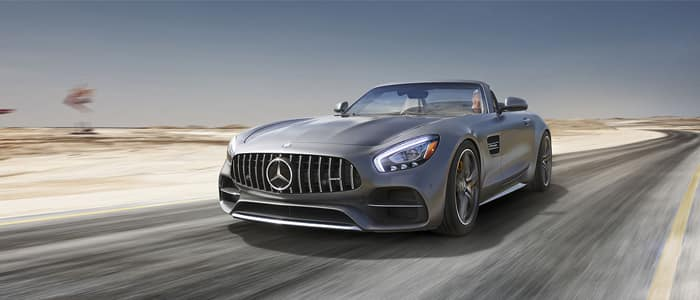 2018 AMG GT C Roadster