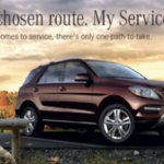 Mercedes-Benz Service A and Service B