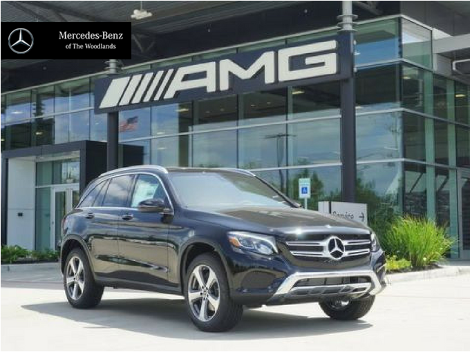 2018 Mercedes-Benz GLC 300 - Mercedes-Benz of The Woodlands