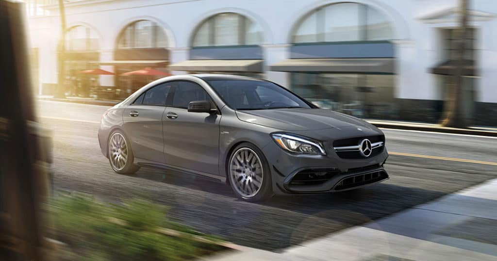2018 Mercedes-Benz CLA 45 Coupe - Mercedes-Benz of The Woodlands
