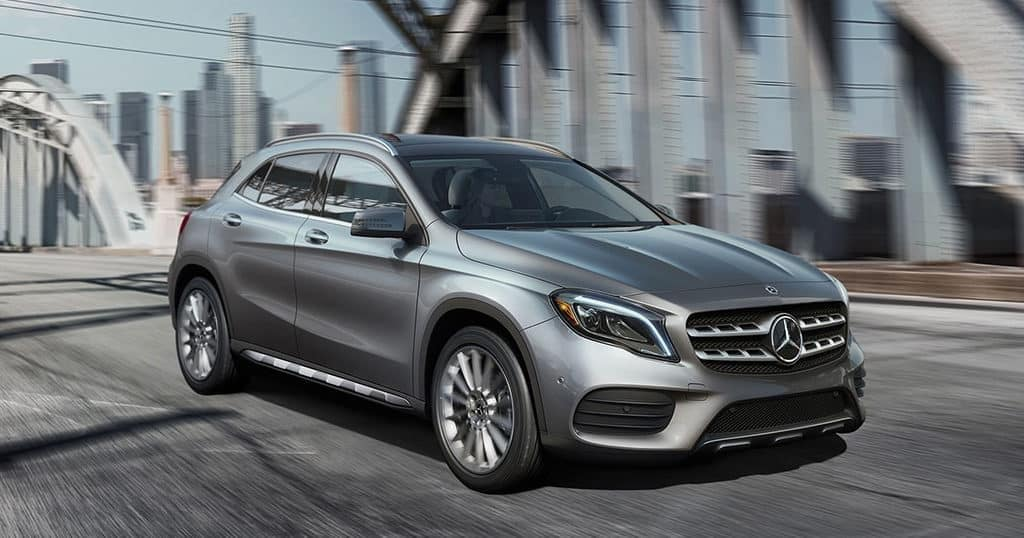 2018 Mercedes-Benz GLA 250 SUV - Mercedes-Benz of The Woodlands