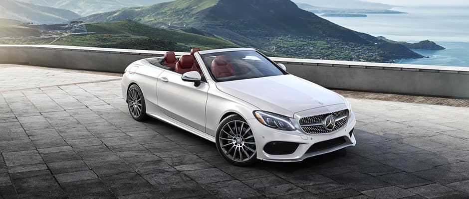 2018 Mercedes-Benz C 300 Cabriolet - Mercedes-Benz of The Woodlands