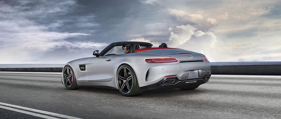 2018 Mercedes-Benz AMG® GT C Roadster - Mercedes-Benz of The Woodlands