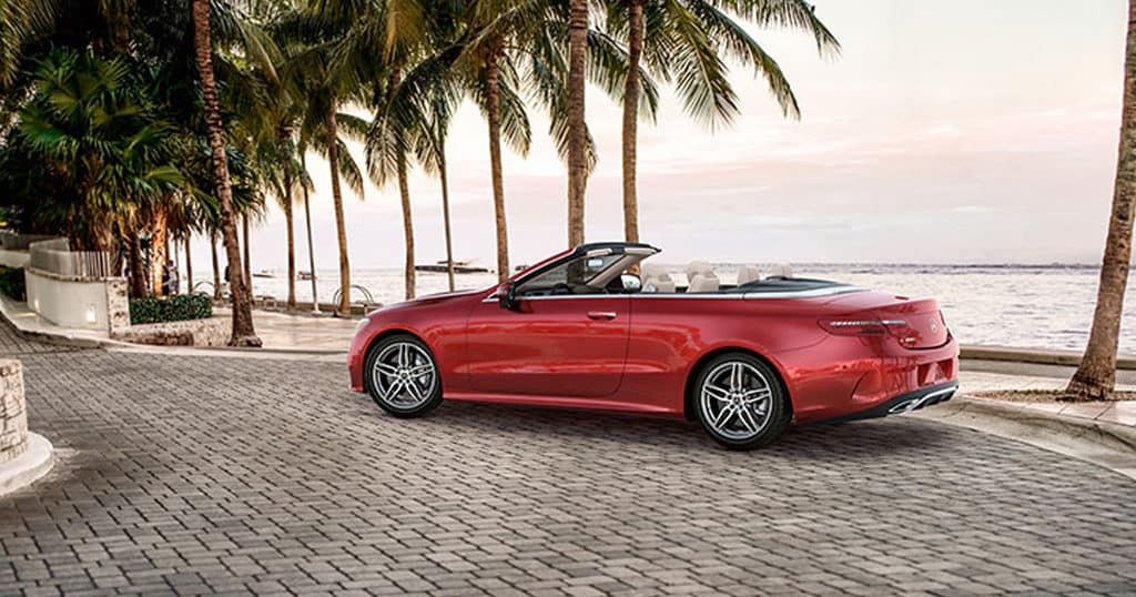 2018 Mercedes-Benz E 400 Cabriolet - Mercedes-Benz of The Woodlands