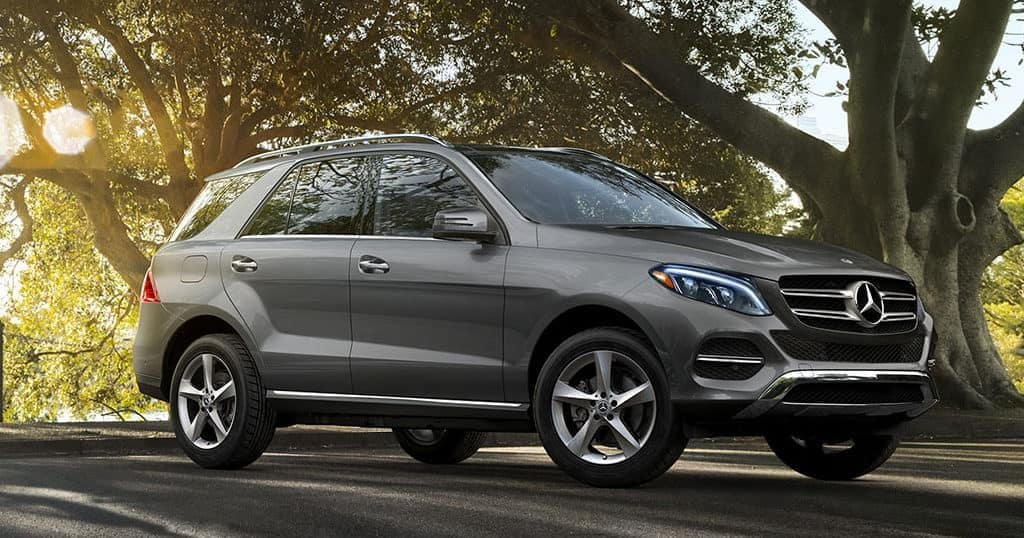 2018 Mercedes-Benz GLE 350 SUV - Mercedes-Benz of The Woodlands