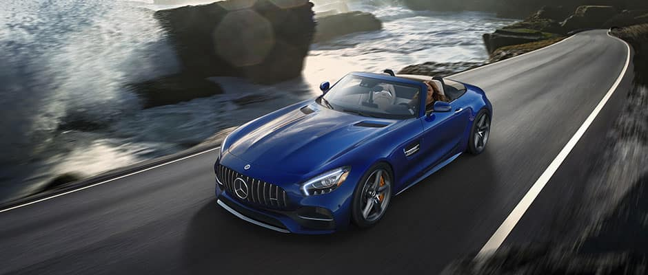 2018 Mercedes-Benz AMG® GT Roadster - Mercedes-Benz of The Woodlands