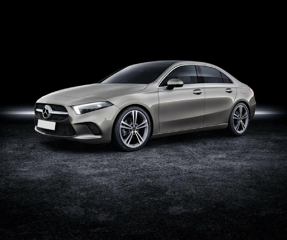 2019 Mercedes-Benz A-Class Sedan | Mercedes-Benz of The Woodlands