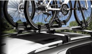 Mercedes-Benz Accessories - Mercedes-Benz Bicycle Rack