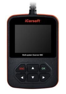 iCarsoft Multi-system Scanner i980 for Mercedes-Benz