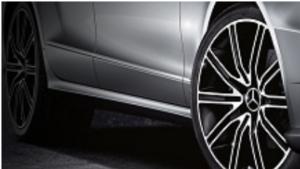 Mercedes-Benz Wheel Upgrades