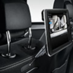 Mercedes-Benz Back Seat Upgrades
