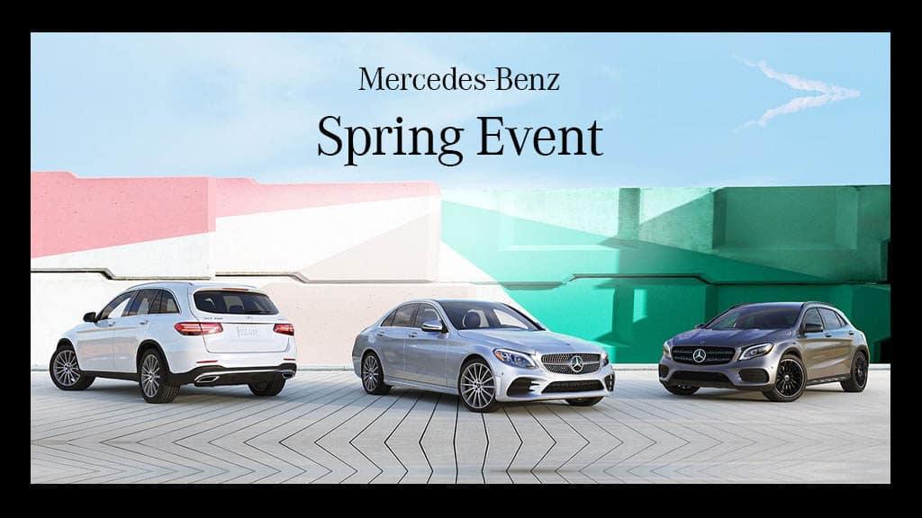 Mercedes-Benz 2019 Spring Event Bonus