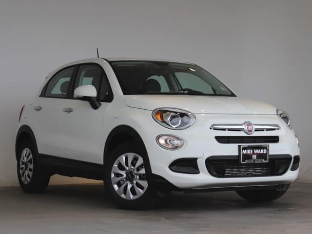 2017 FIAT 500X Pop FWD Lease Special