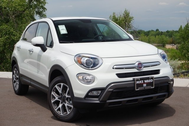 2017 FIAT 500X Trekking Lease Special