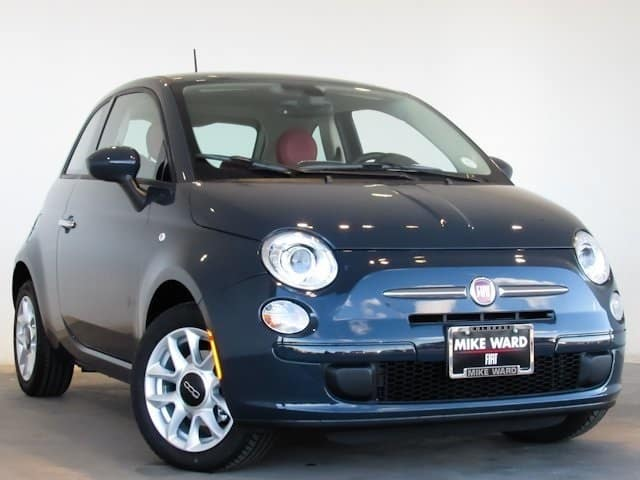 2017 FIAT 500 Pop Manual Lease Special