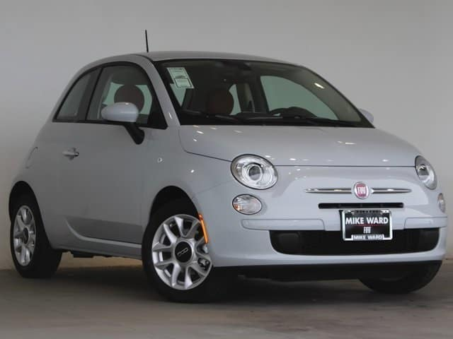 2017 FIAT 500 Pop Manual Special Purchase Offer
