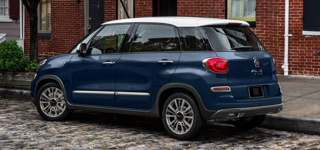 2018 FIAT 500L Arriving Soon at Mike Ward FIAT Highlands Ranch
