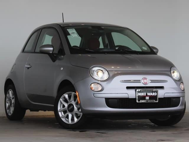 FIAT Pop Hatchback Lease Offer At Mike Ward FIAT Near Denver - Lease fiat 500