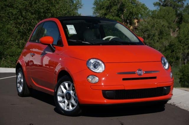 Affordable and fun to drive 2017 FIAT 500C Pop convertible ...