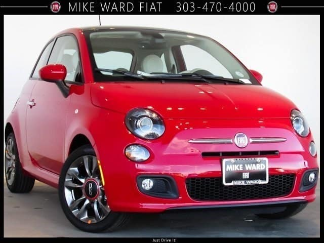 2017 FIAT 500 Pop for sale