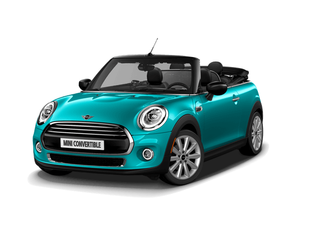 Lease a 2021 MINI Cooper Convertible