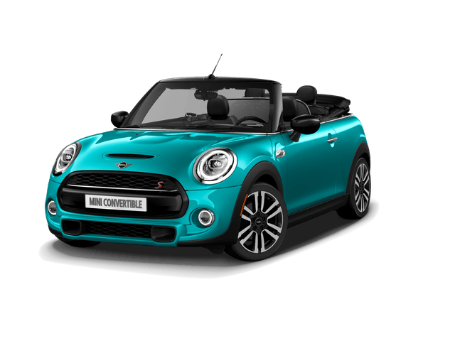 Lease a 2020 MINI Cooper S Convertible