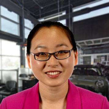 """Chengzhi """"Joan"""" Wang"""
