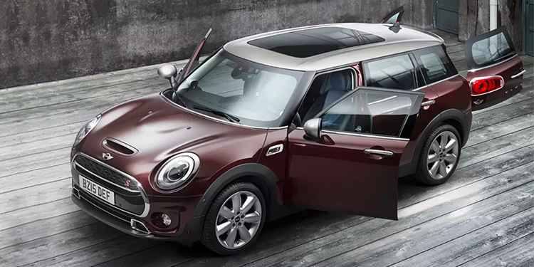 2018 MINI Cooper Clubman S ALL4