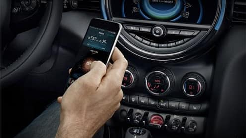MINI Connected Bluetooth