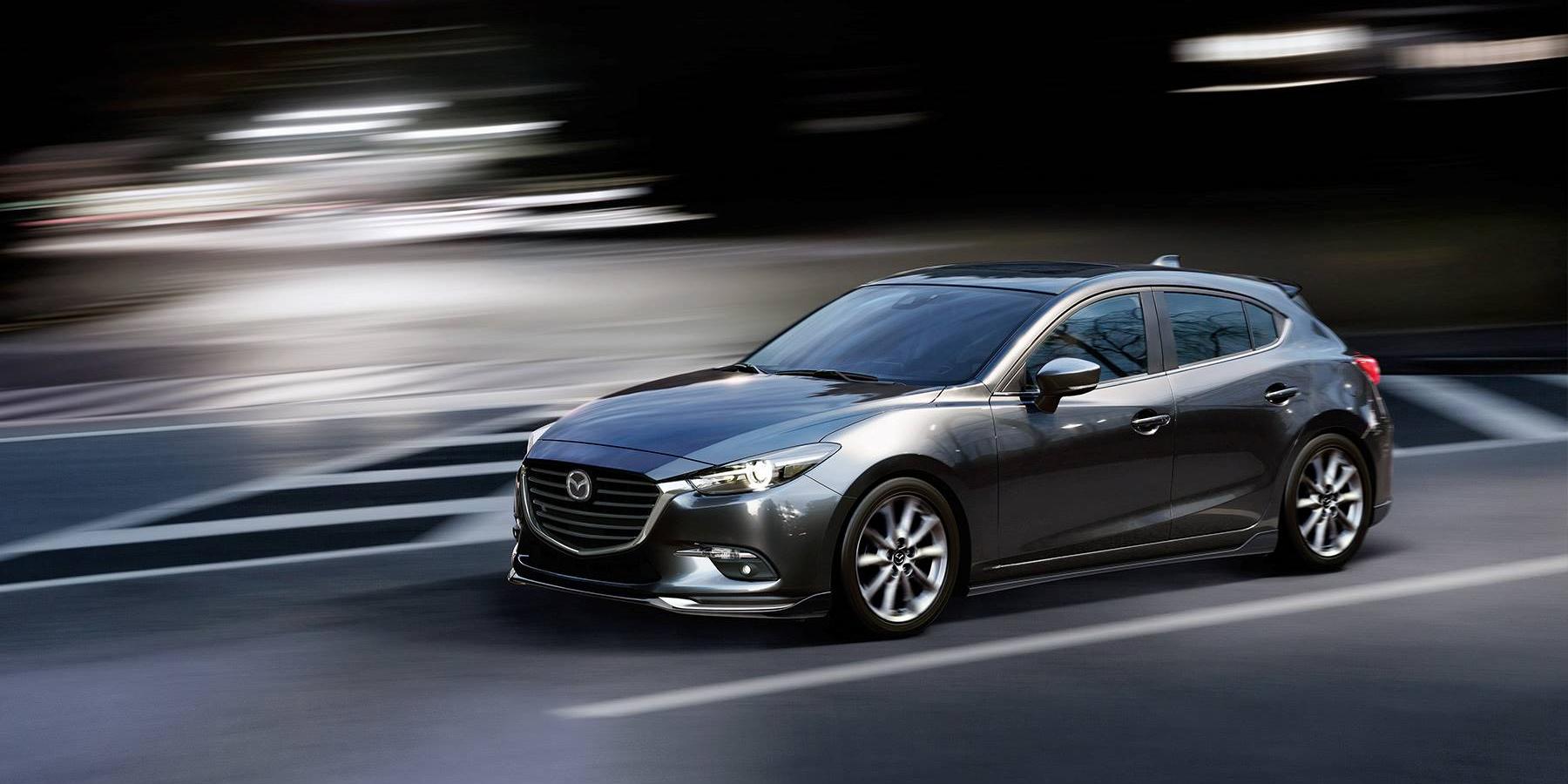 2018 Mazda Mazda3 5 Door Hatchback