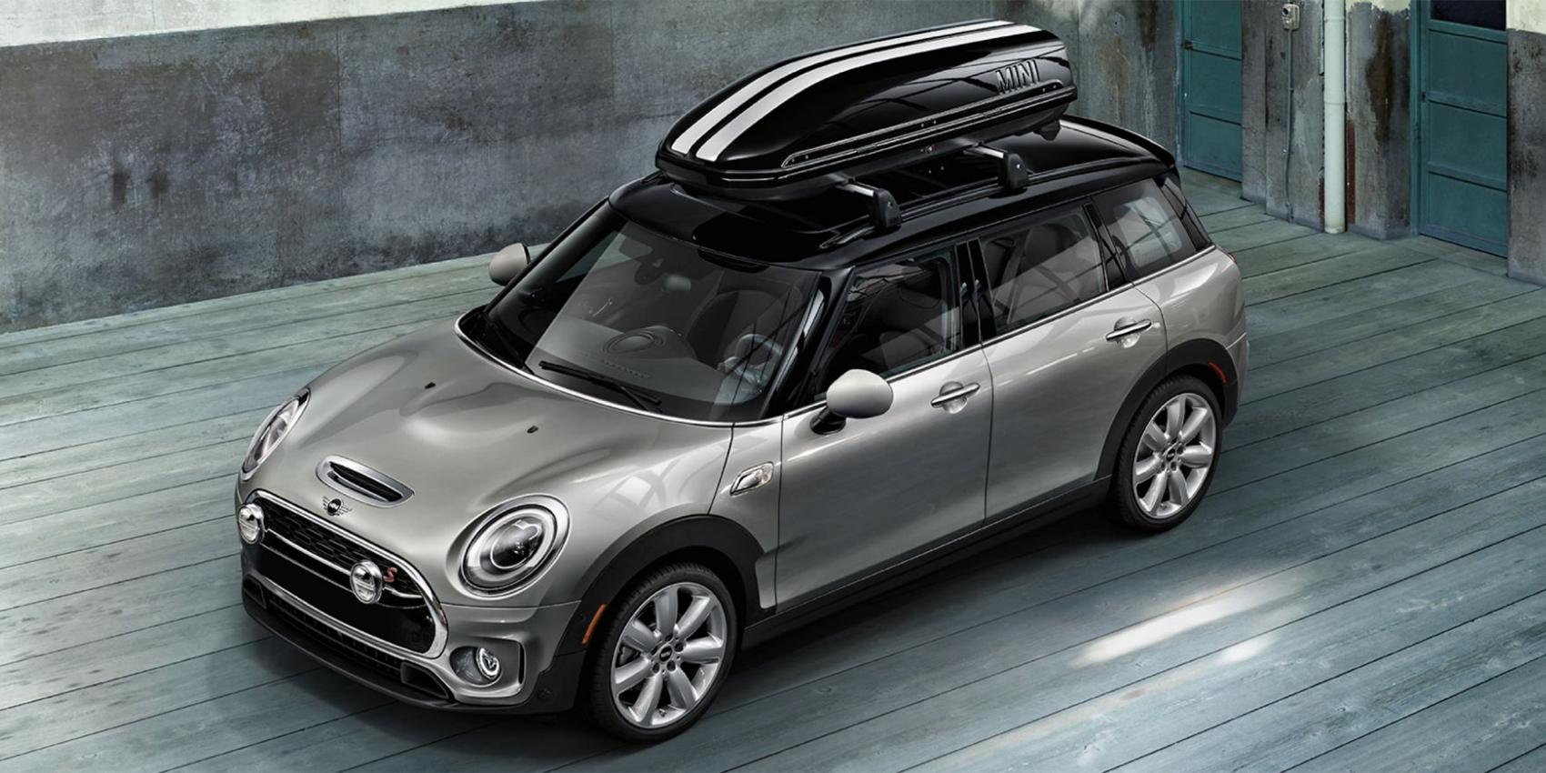 2019 MINI Clubman Cooper S ALL4
