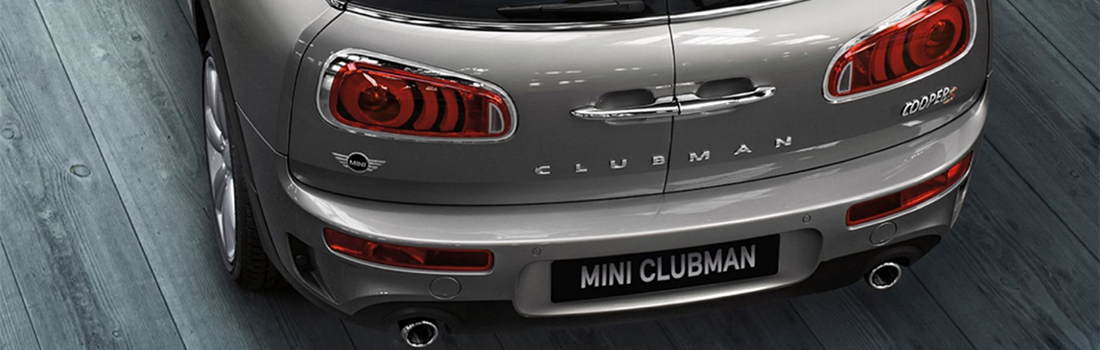 2019 MINI Clubman Rear Swing Doors