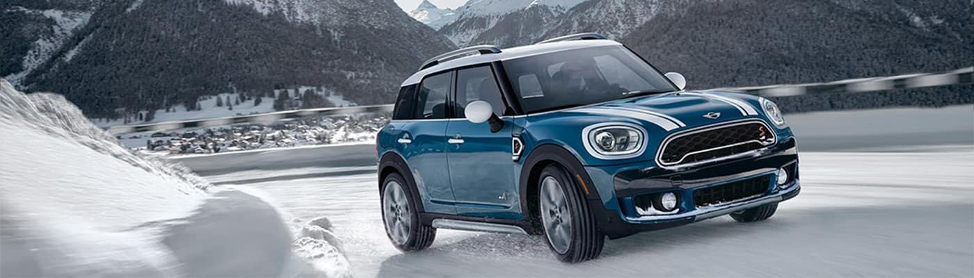 2019 MINI Countryman Snow