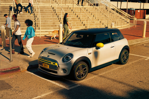 MINI Cooper SE Styling