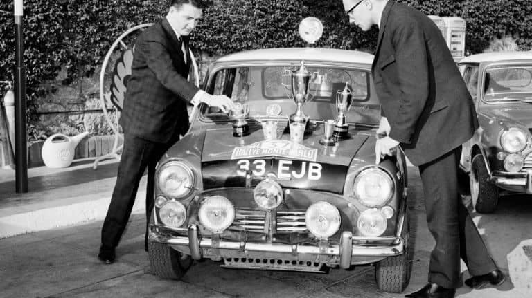 MINI John Cooper Works - Racing Is In Our Roots