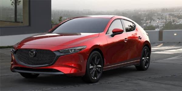 2020 Mazda Mazda3 5 Door Hatchback