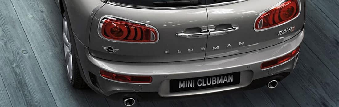 2020 MINI Clubman Rear Swing Doors