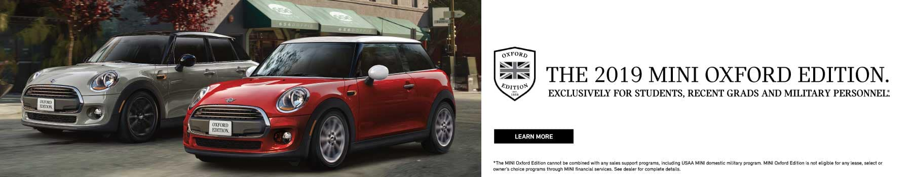 2019 MINI Oxford