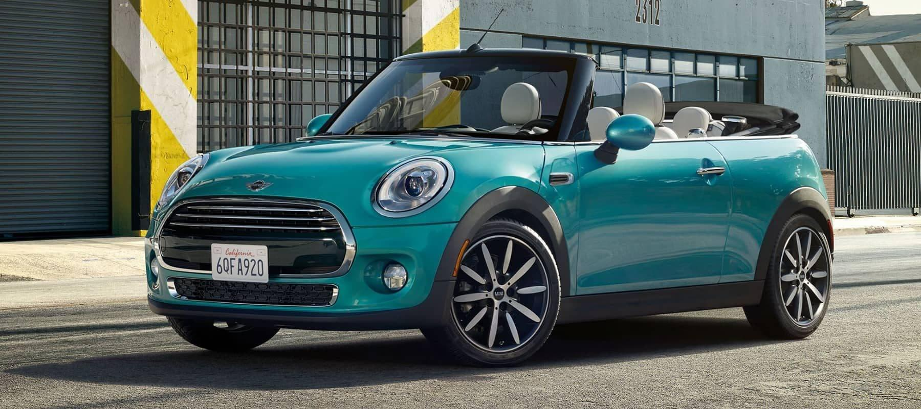 2018 Mini Convertible Vs 2018 Volkswagen Beetle Convertible Mini